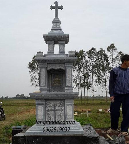 mộ đá công giáo, mộ đá đẹp ninh bình
