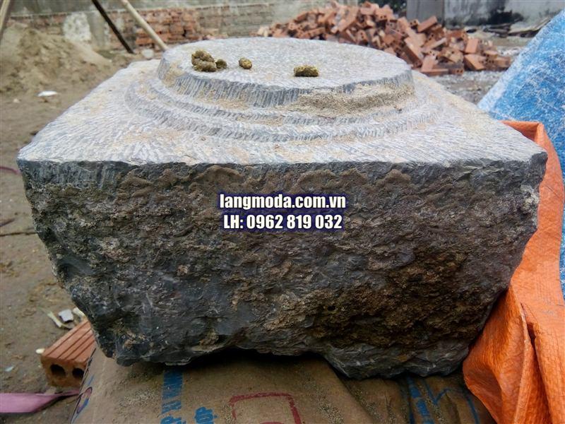 chân tảng đá cổ, chân cột đá cổ, chân cột nhà cổ, chân tảng đá đẹp