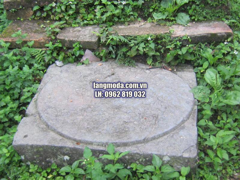 chân tảng đá cổ, chân cột đá cổ, chân cột nhà cổ