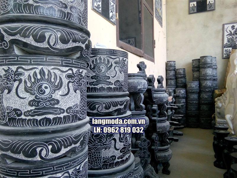 bathuongda003, Bát Hương Đá,