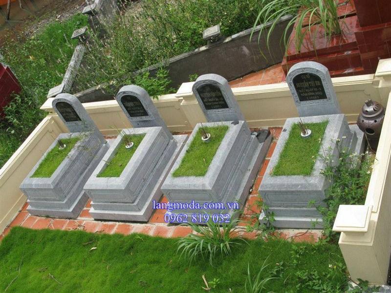 lăng mộ đá ngày tết thanh minh, lăng mộ đá 001