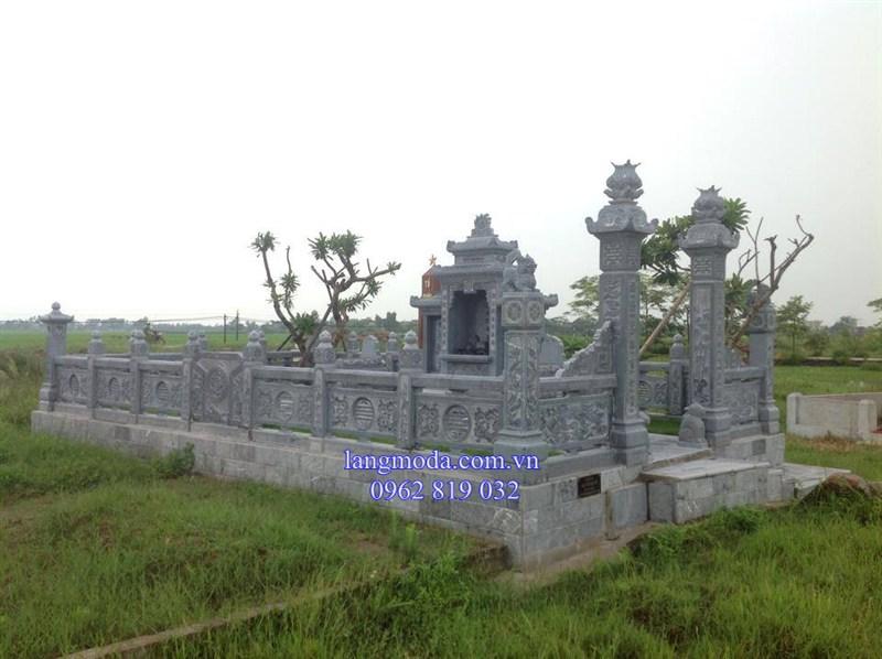 lăng mộ đá 002, mẫu mộ đẹp
