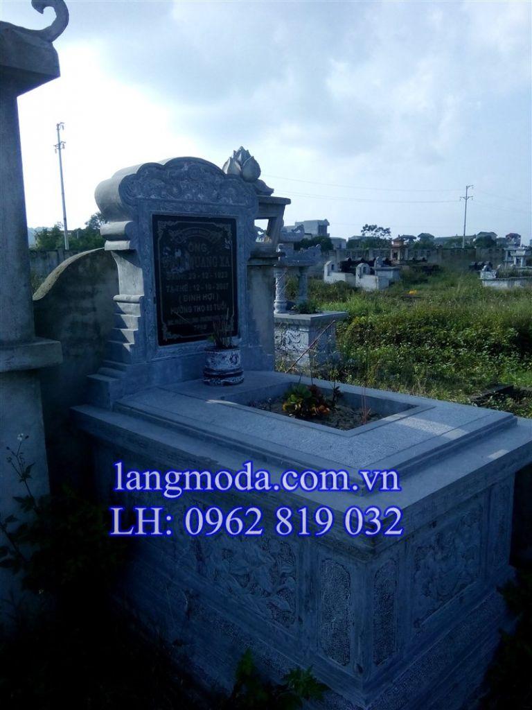 mo-da-dep-012, phong thủy xây mộ