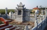 lăng mộ xây đẹp