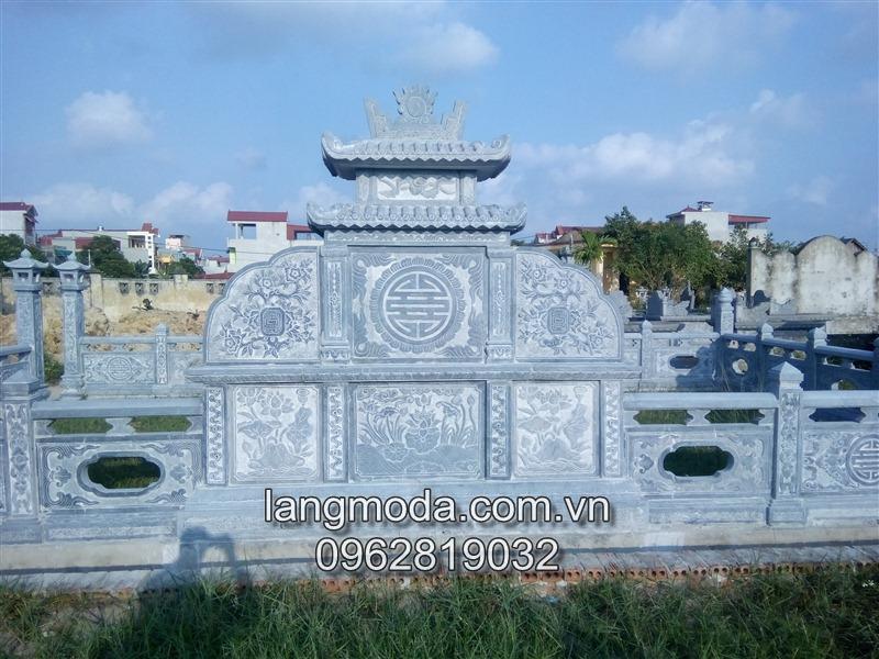 lan-can-da-lang-mo,Lan can đá khu lăng mộ