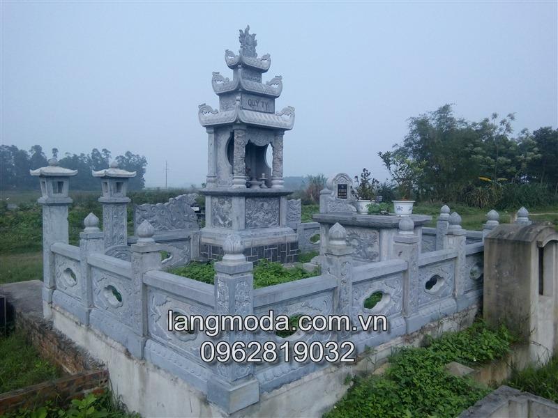 Lăng mộ đẹp, lang mo dep
