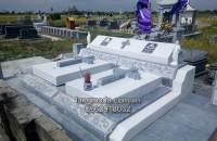 mẫu mộ đôi, mộ đá đôi công giáo, mộ đá công giáo