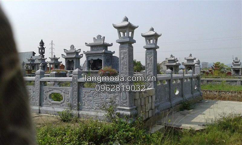 mẫu lăng mộ đẹp, mẫu lăng mộ xây, mẫu lăng mộ đá