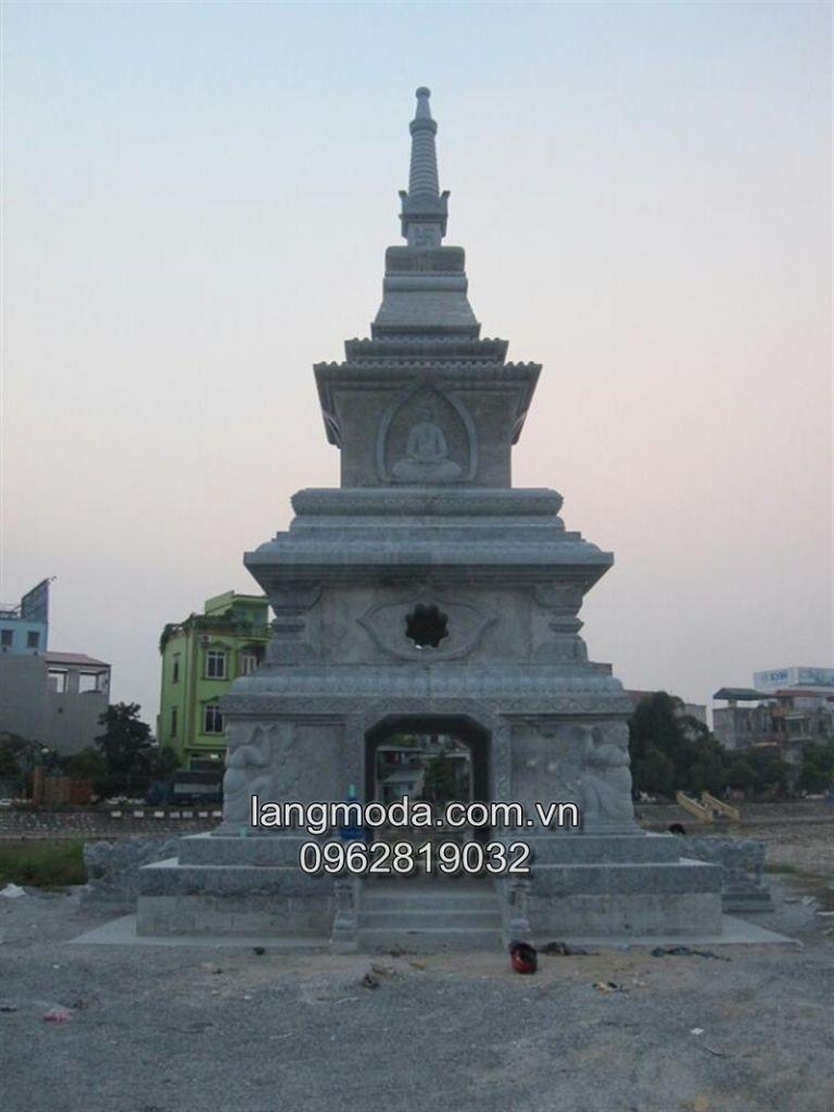 Mẫu mộ đẹp, tháp mộ đá, Mẫu mộ tháp đẹp nhất Việt Nam
