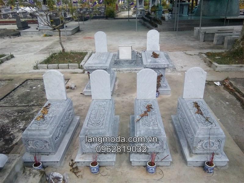 Tổng hợp  thiết kế mẫu lăng mộ đá xây đẹp