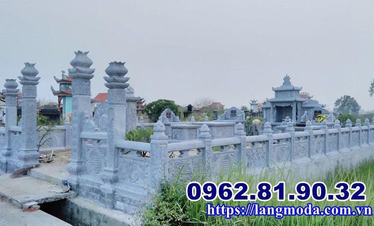 Các mẫu lăng mộ đá đẹp bán tại Hải Phòng
