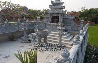 Bán mẫu lăng mộ đá đẹp tại Cao Băng, Mẫu mộ đá cao bằng