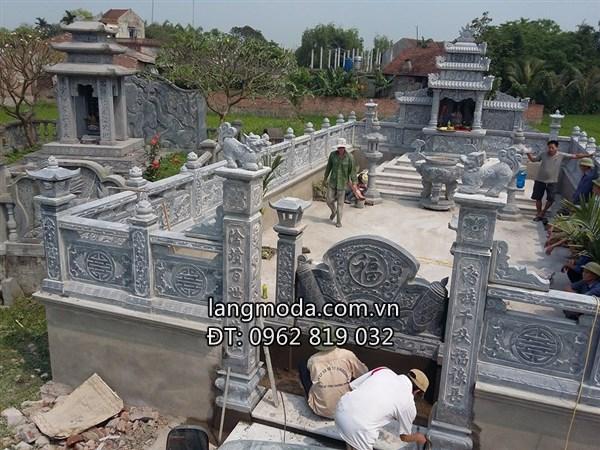 Bán Mẫu lăng mộ đá đẹp tại Hà Nam, Mộ đá Hà Nam