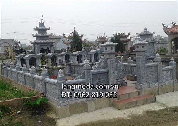 Bán lăng mộ đá đep tại Hòa Bình, mộ đá đẹp Hòa Bình