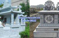 Những mẫu mộ đá giá rẻ đẹp nhất