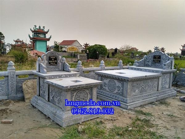 Làm mộ đá Hải Phòng