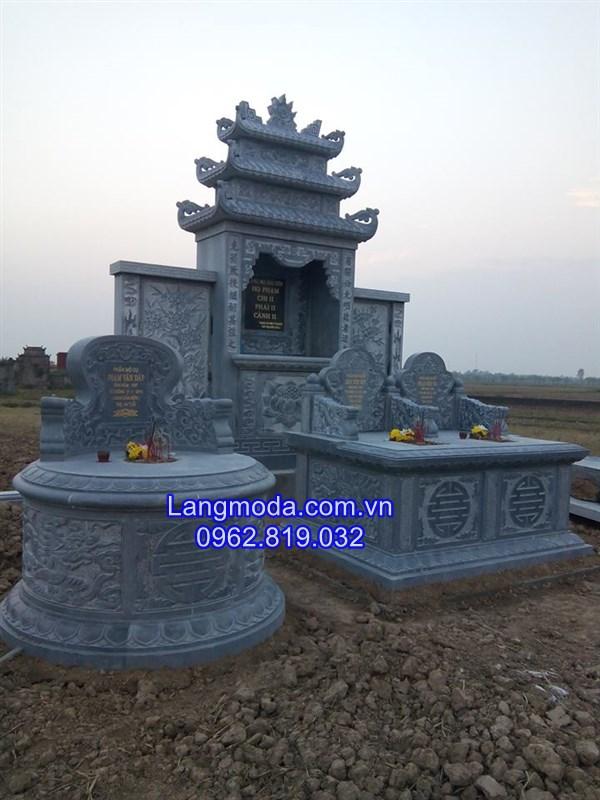 Mộ Đá Tròn , mo da tron, mẫu mộ tròn đẹp, kích thước mộ tròn đẹp