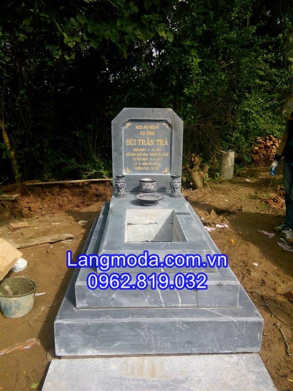 Các mẫu mộ đá đẹp Ninh Bình, mộ đá , mo da