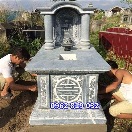giá mộ đá đơn giản