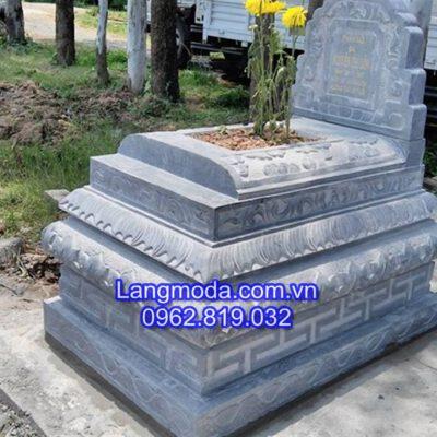 Mẫu mộ đẹp đơn giản, mau mo dep don gian