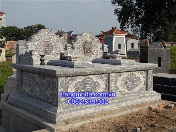 Những mẫu mộ đá đẹp có sẵn cuối năm 2016