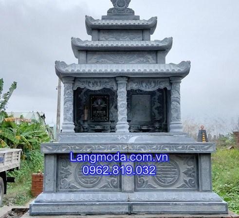 Vì sao nên làm mộ bằng đá tại Ninh Bình