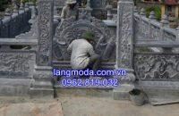 Lan can đá Ninh Bình