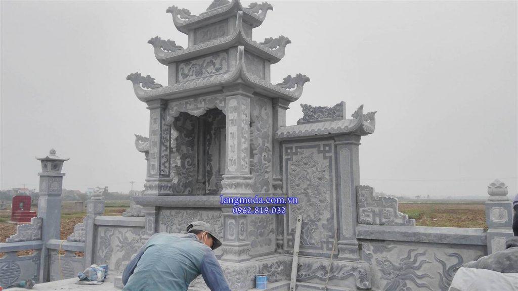 Lắp đặt Lăng thờ đá tại Hưng Yên , Lăng thờ đá tại Hưng Yên