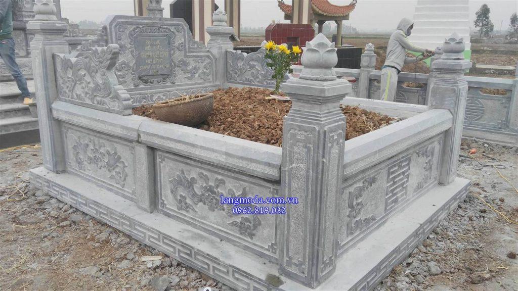 Mộ đá đẹp Hưng Yên , lắp đặt mộ đá tại Hưng Yên
