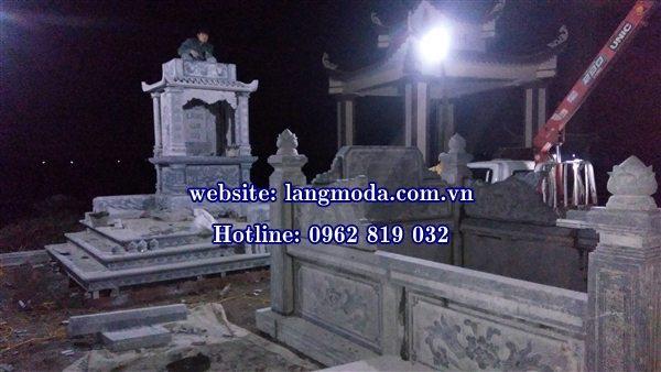 lăng mộ đá Hưng Yên