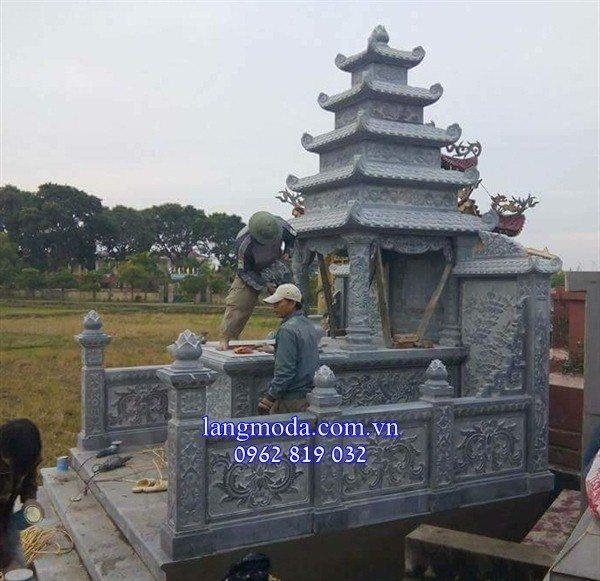 Sản phẩm cần bán: Một số kinh nghiệm làm lăng mộ đá  Lang-mo-to-bang-da