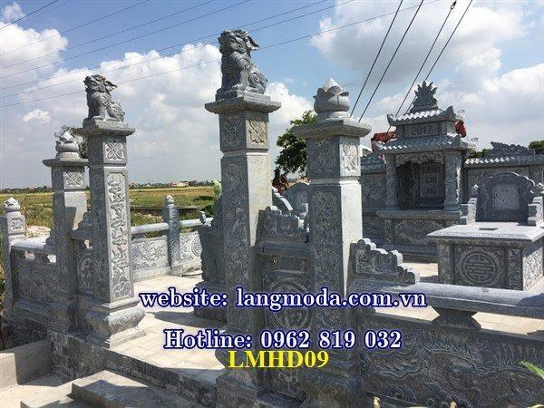 Lăng mộ đá hải dương