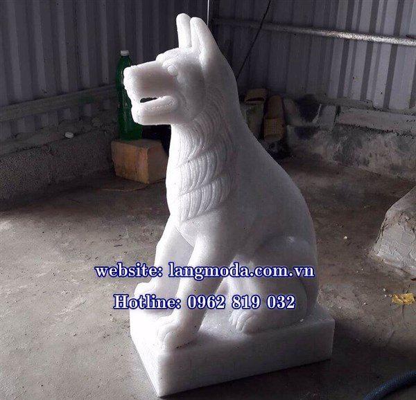 Chó đá phong thủy