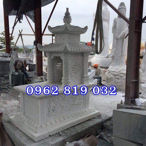 Kiểu mộ có mái che bằng đá