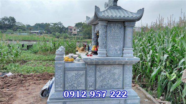 Làm lăng mộ đa ở Phú Thọ