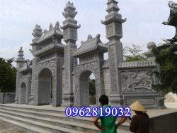 Ý nghĩa kiến trúc cổng tam quan trong văn hóa người Việt