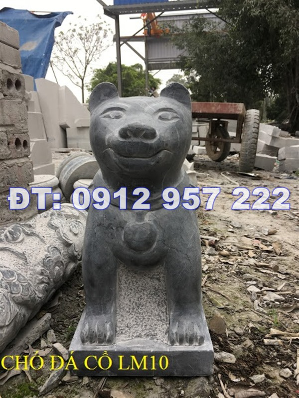 Sản phẩm cần bán: 28 mẫu chó đá phong thủy đẹp nhất Việt Nam Ban-tuong-cho-da-co-phong-thuy-canh-cong-gia-re-18