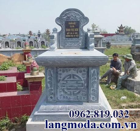 mộ đá giá rẻ 01