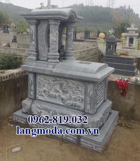 mộ đá giá rẻ 03