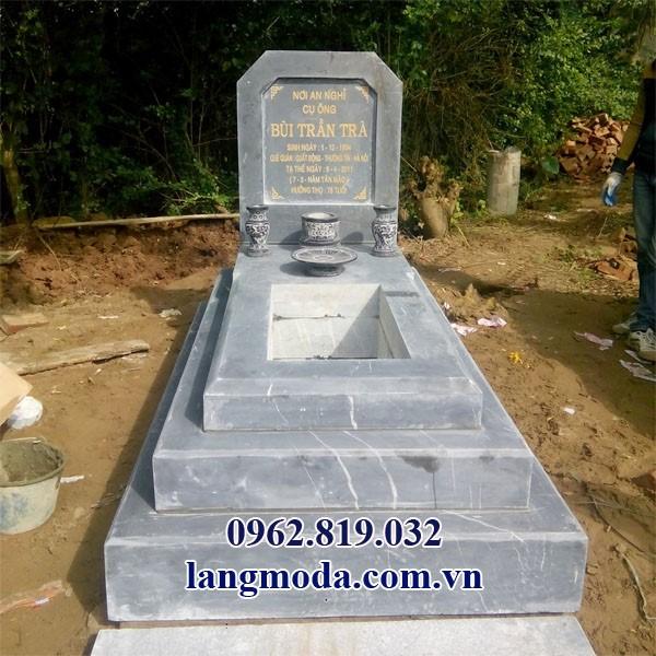 mộ đá giá rẻ 06
