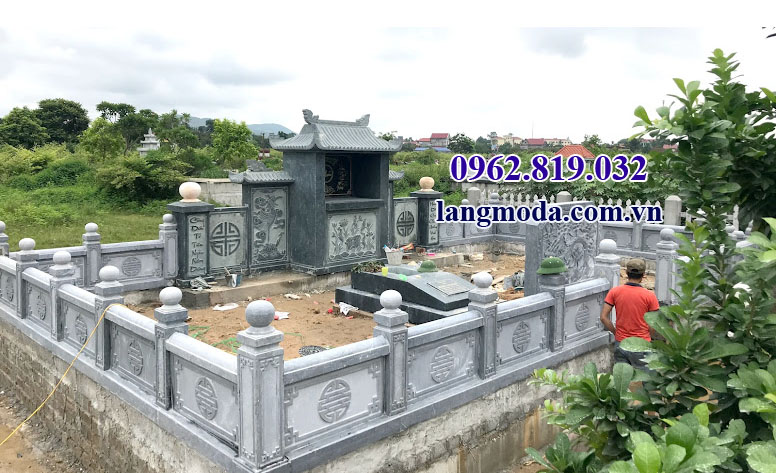 Lăng mộ đá khối, Mộ đá khối, Mộ đá nguyên khối