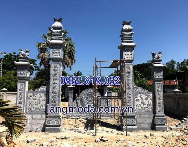 17 ảnh cổng nhà thờ họ đẹp nhất hiện nay, Hình ảnh cổng nhà thờ họ đẹp