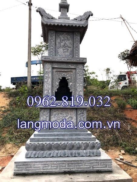 Mẫu tháp đẹp tại Vĩnh Phúc