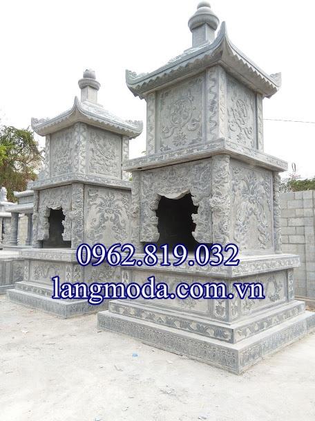 Xây tháp mộ đá để hài cốt tại sài gòn, Xây mộ tháp đá tại Hồ chí minh