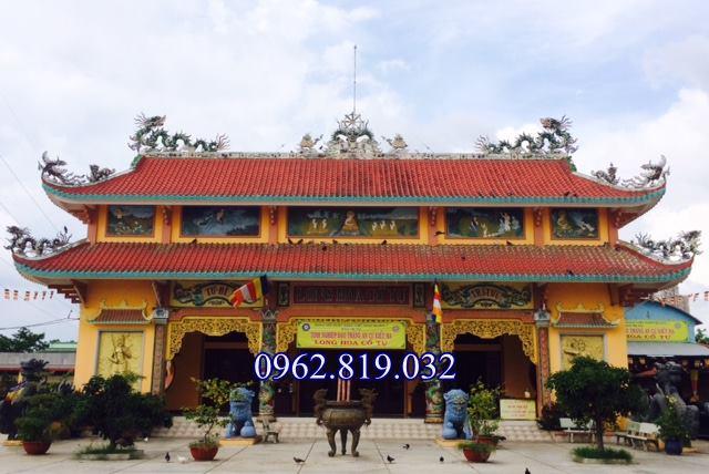 Giới thiệu Chùa Long Hoa Cổ Tự Hồ Chí Minh, Lắp đặt lư hương đá xanh tại Chùa Long Hoa Cổ Tự Sài Gòn