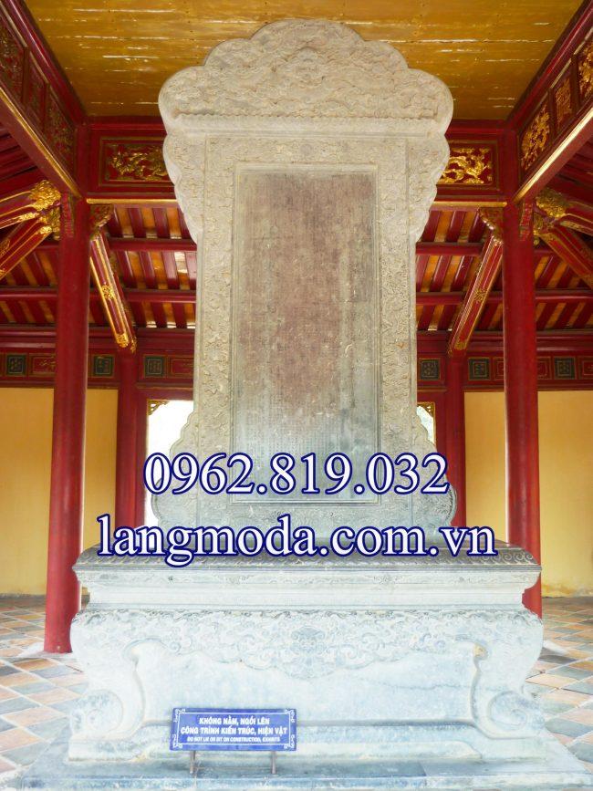 Mẫu bia đá cổ nhất Việt Nam
