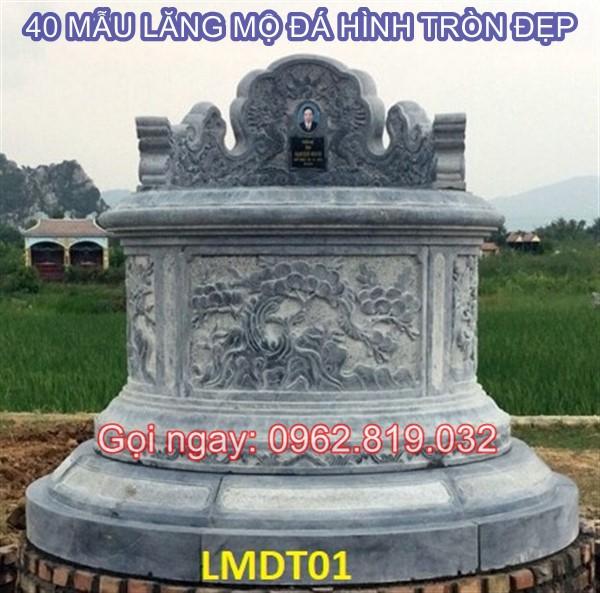 Diễn đàn rao vặt: Mua mộ đá tròn ở đâu giá cả phải chăng đảm bảo chất lượng 40-mau-lang-mo-da-hinh-tron-dep-kich-thuoc-lo-ban-phong-thuy-gia-re-01