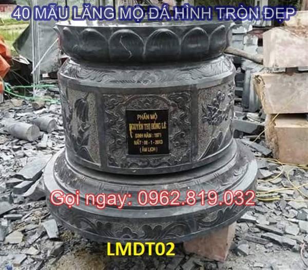 Diễn đàn rao vặt: Mua mộ đá tròn ở đâu giá cả phải chăng đảm bảo chất lượng 40-mau-lang-mo-da-hinh-tron-dep-kich-thuoc-lo-ban-phong-thuy-gia-re-02