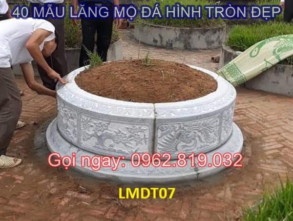 Diễn đàn rao vặt: Mua mộ đá tròn ở đâu giá cả phải chăng đảm bảo chất lượng 40-mau-lang-mo-da-hinh-tron-dep-kich-thuoc-lo-ban-phong-thuy-gia-re-07