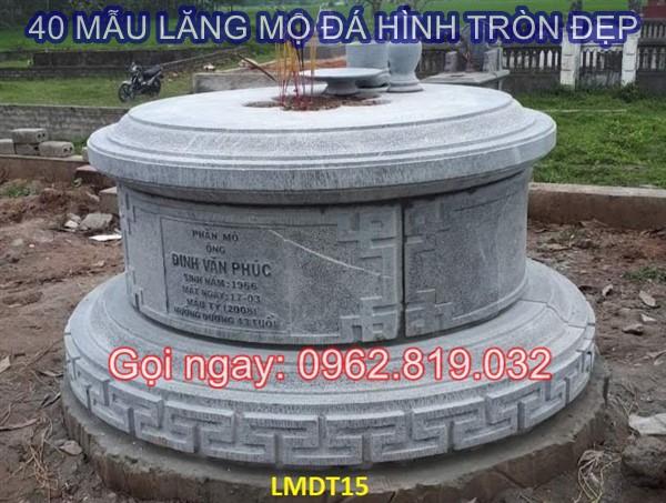 Diễn đàn rao vặt: Mua mộ đá tròn ở đâu giá cả phải chăng đảm bảo chất lượng 40-mau-lang-mo-da-hinh-tron-dep-kich-thuoc-lo-ban-phong-thuy-gia-re-15